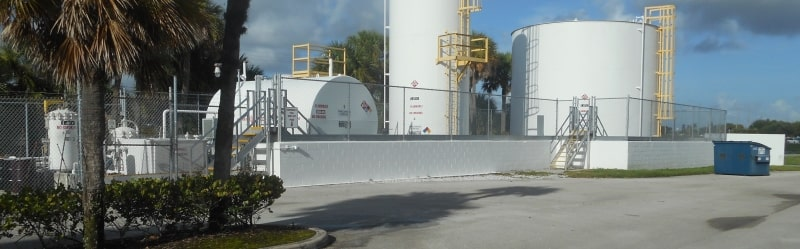 PBI Jet Fuel Depot