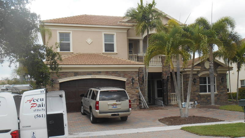 Royal Palm Beach Exterior Painting