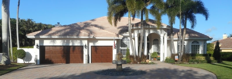 Delray Exterior Painting