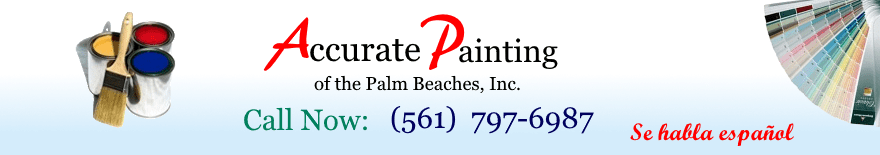Painting Company Banner