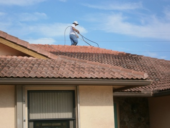 Boca Raton Roof Before Close