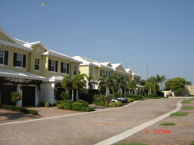 North Palm Beach townhomes