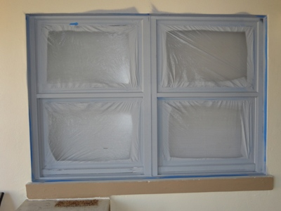 Window Before Painting